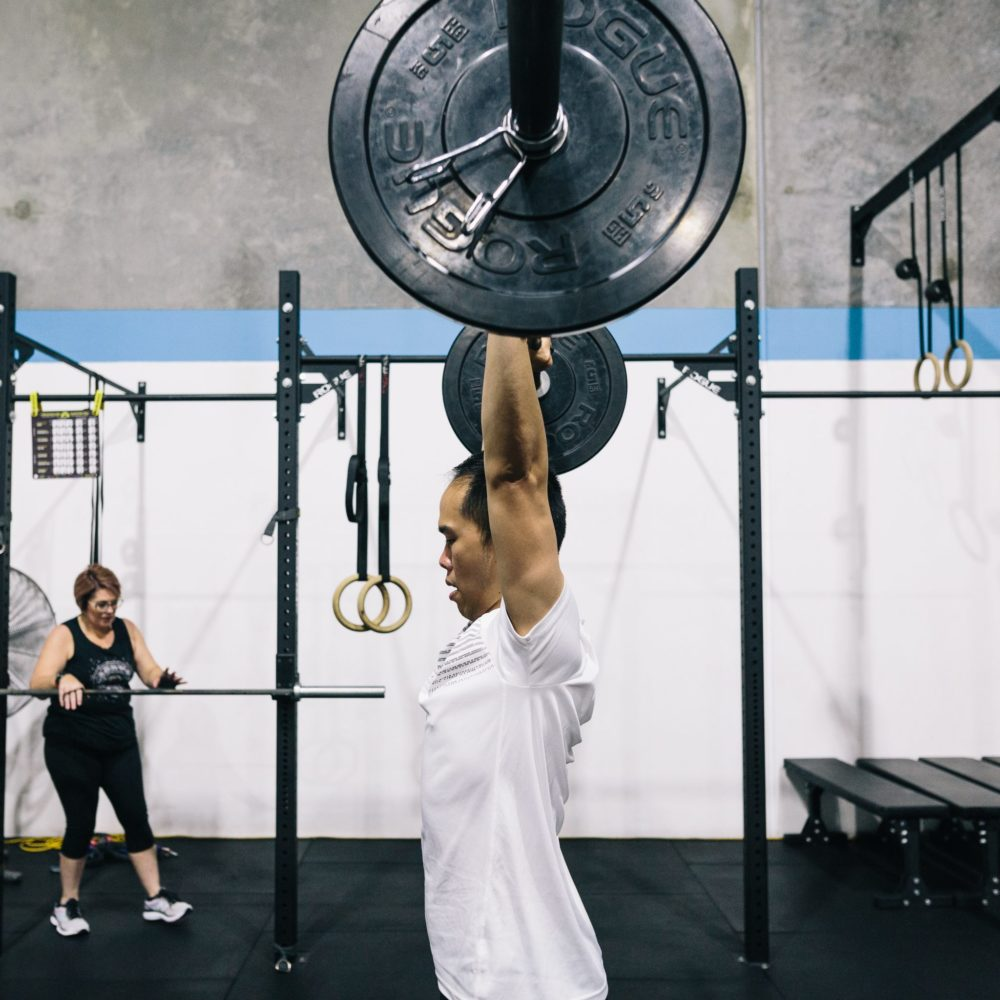 Our Secret Weapon - You won't get this at another gym