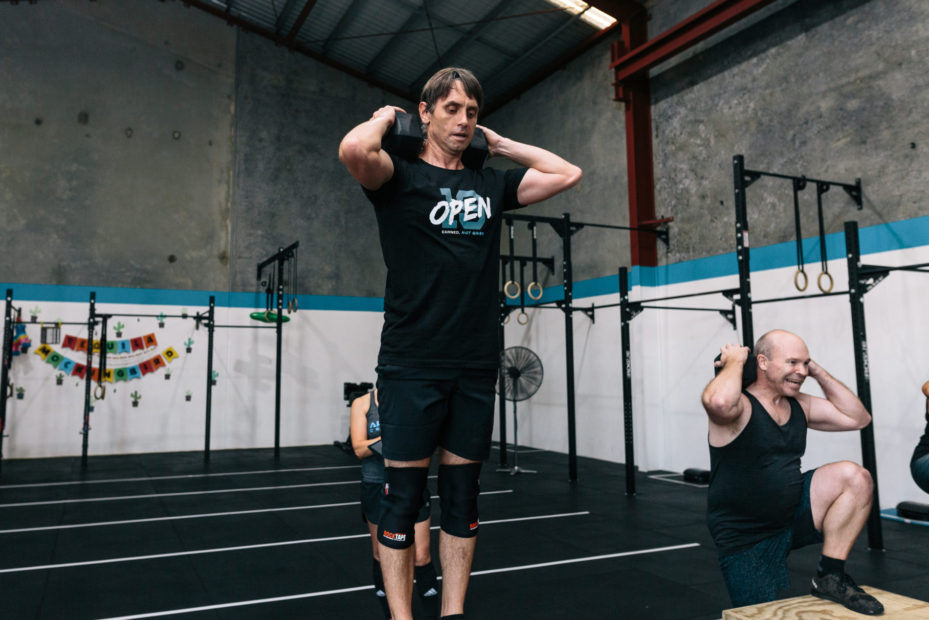 """""""Ariston is the only fitness centre that I've been to that makes you motivated to keep going."""" - Mat"""